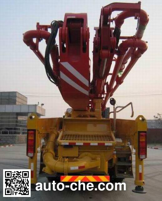 徐工牌XZJ5334THB混凝土泵车
