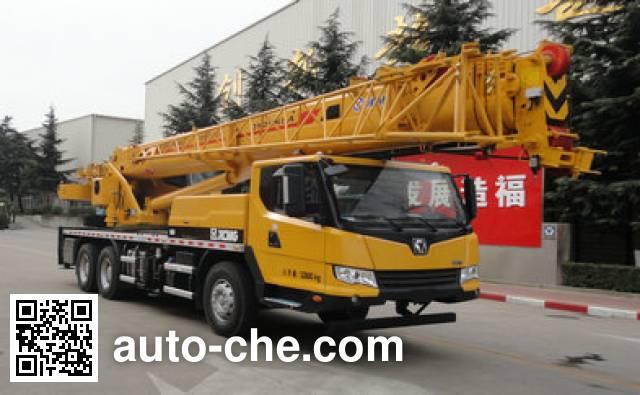 XCMG XZJ5335JQZ25K truck crane