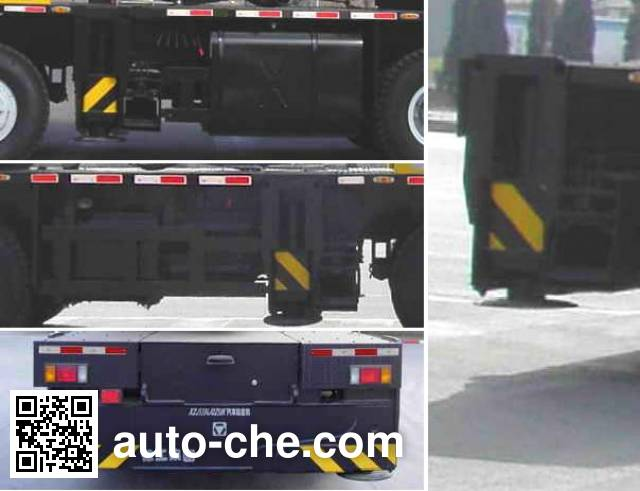 XCMG XZJ5394JQZ50K truck crane