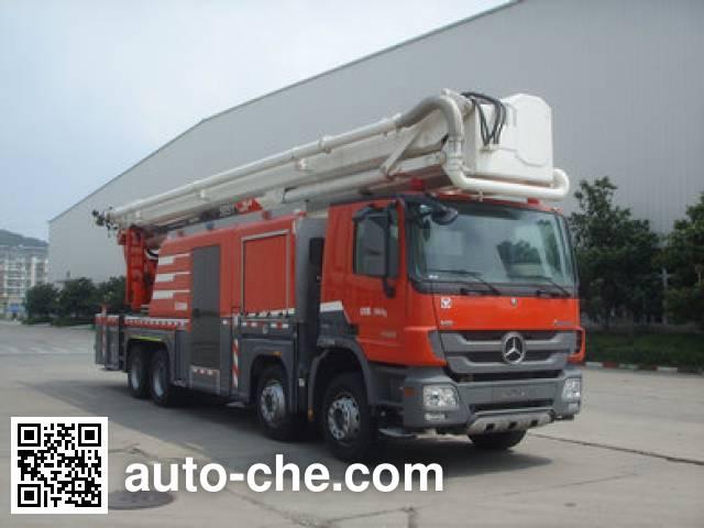 XCMG XZJ5407JXFJP58/S1 high lift pump fire engine