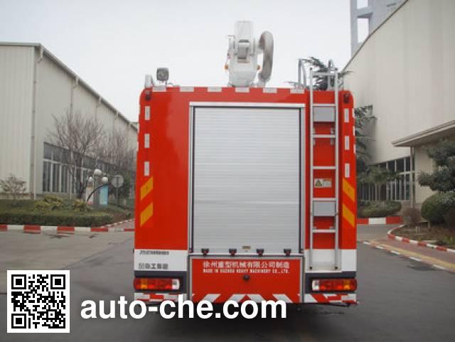 XCMG XZJ5411JXFJP20/B3 high lift pump fire engine