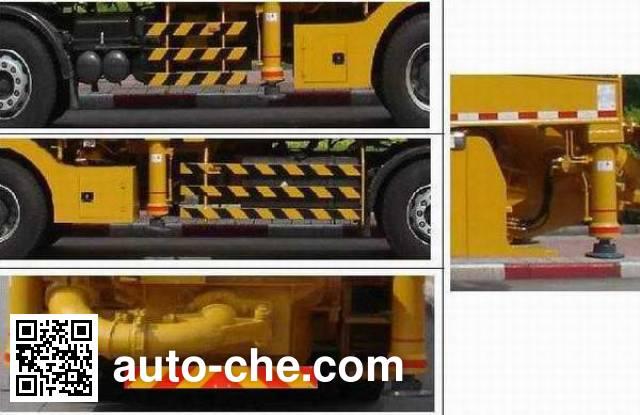 徐工牌XZJ5415THB48C混凝土泵车