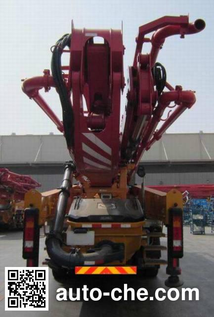 徐工牌XZJ5432THBB混凝土泵车