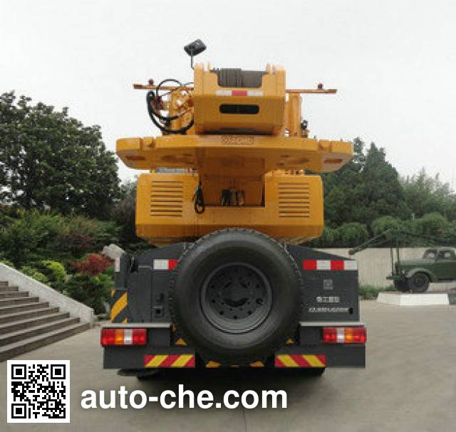 XCMG XZJ5504JQZ80 truck crane