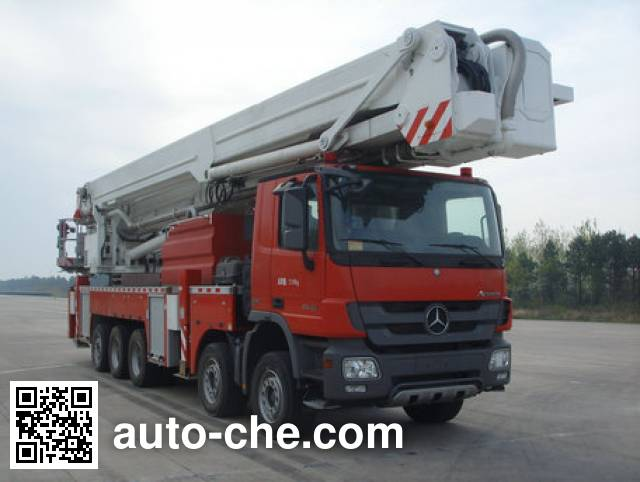 XCMG XZJ5520JXFDG70 aerial platform fire truck