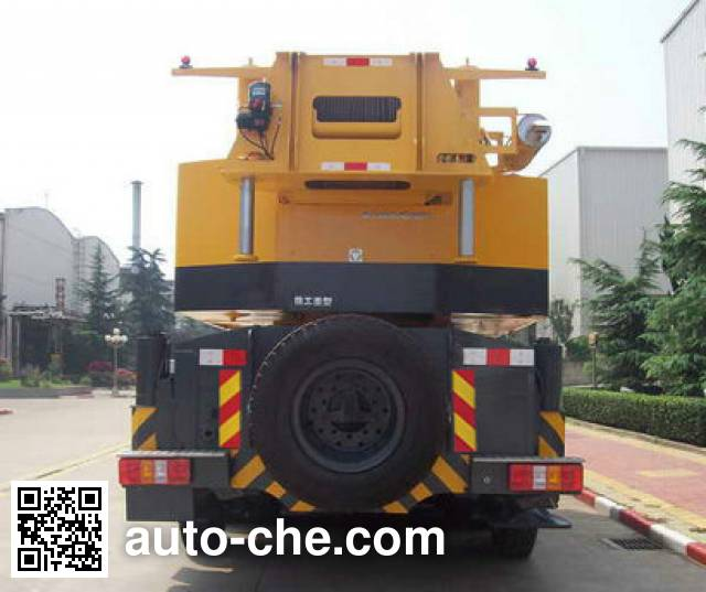 XCMG XZJ5554JQZ100K truck crane