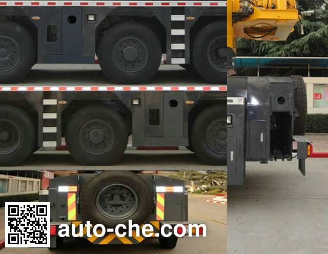 XCMG XZJ5554JQZ130K truck crane