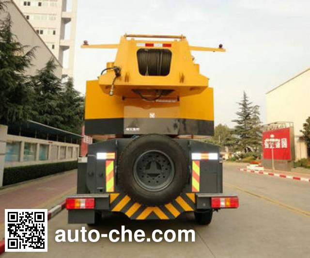 XCMG XZJ5624JQZ130K truck crane