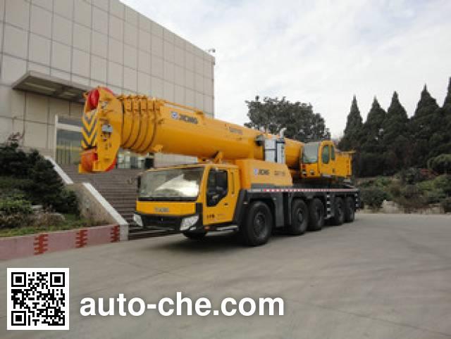XCMG XZJ5554JQZ180 all terrain mobile crane