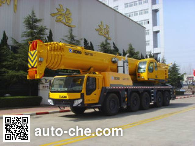 XCMG XZJ5604JQZ180 all terrain mobile crane