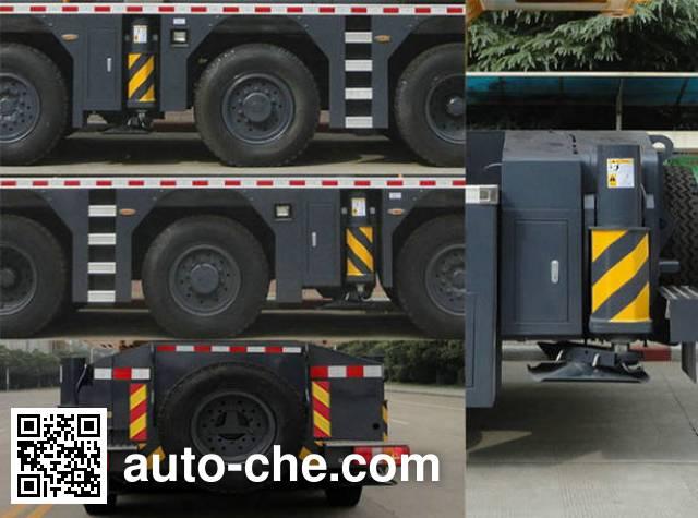 XCMG XZJ5624JQZ160K truck crane