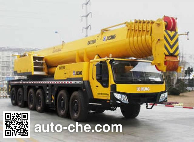 XCMG XZJ5727JQZ260 all terrain mobile crane