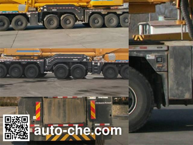 XCMG XZJ5845JQZ550 all terrain mobile crane