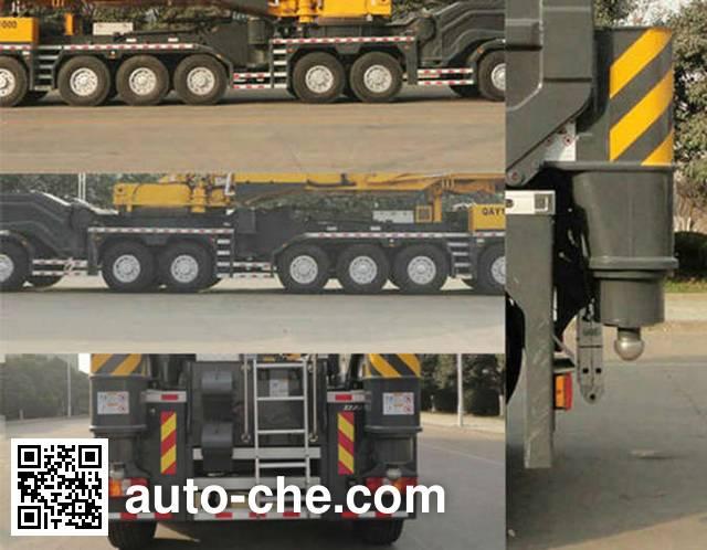 XCMG XZJ5964JQZ1000 all terrain mobile crane