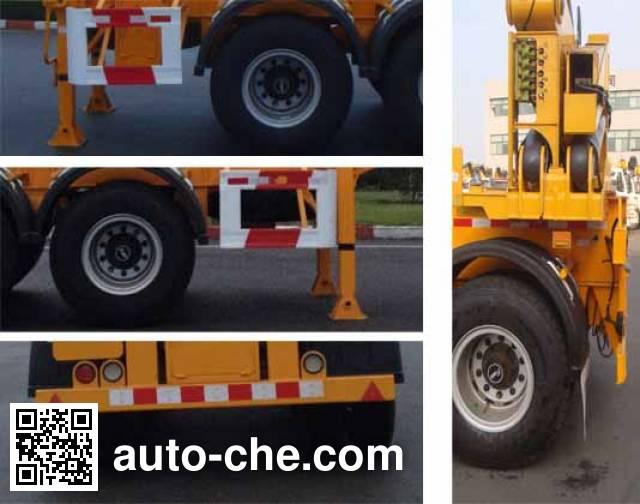 XCMG XZJ9401TCZV self-loading container transport trailer