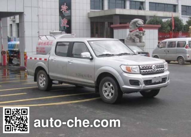 Zhongjie XZL5022GZX4 biogas digester sewage suction truck