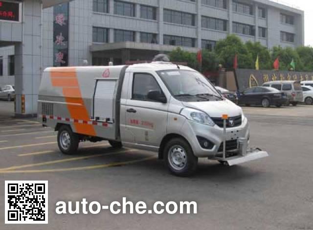 Zhongjie XZL5036GQX5 street sprinkler truck