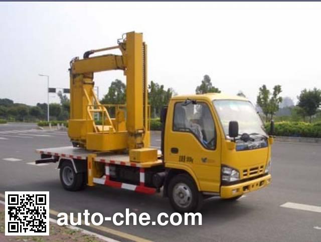 Zhongjie XZL5060JQJ4 bridge inspection vehicle