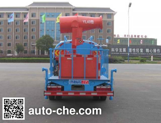 Zhongjie XZL5070GPS5 sprinkler / sprayer truck