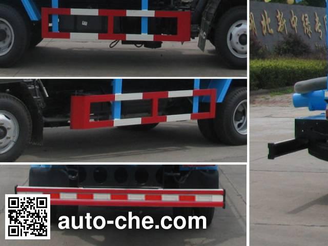 Zhongjie XZL5070GXE4 suction truck