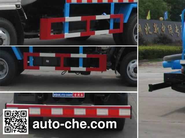 Zhongjie XZL5040GXE5 suction truck