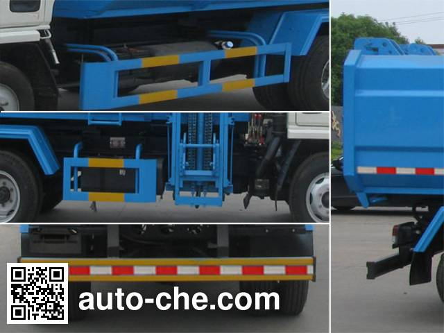 Zhongjie XZL5040ZLJ5 garbage truck