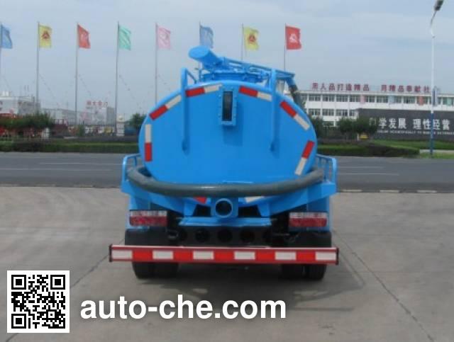 Zhongjie XZL5070GZX4 biogas digester sewage suction truck