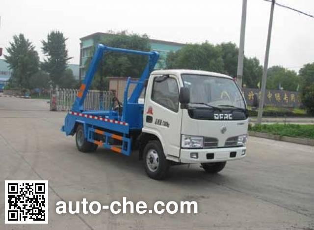 Zhongjie XZL5071ZBS4 skip loader truck