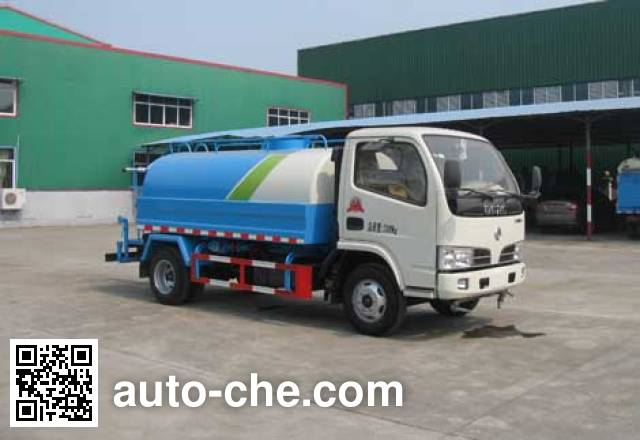 Zhongjie XZL5072GSS4 sprinkler machine (water tank truck)