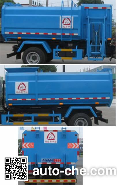 Zhongjie XZL5080ZLJ5 garbage truck