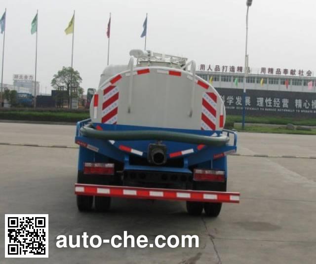 Zhongjie XZL5112GXE4 suction truck