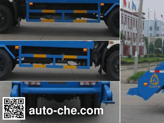 Zhongjie XZL5112ZBS5 skip loader truck