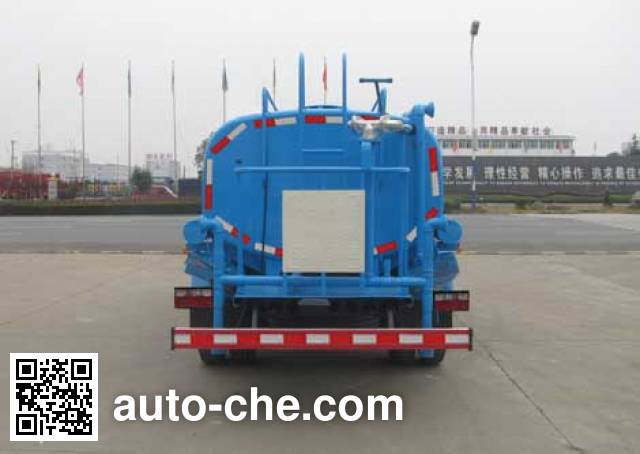 Zhongjie XZL5113GPS4 sprinkler / sprayer truck
