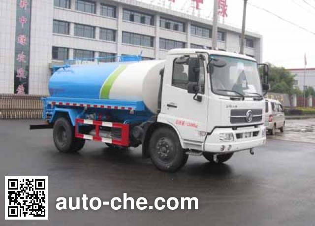 Zhongjie XZL5122GSS5 sprinkler machine (water tank truck)