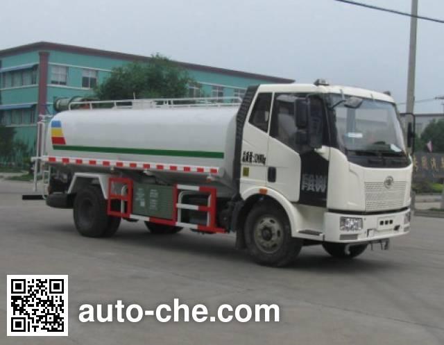 Zhongjie XZL5123GPS4CA sprinkler / sprayer truck