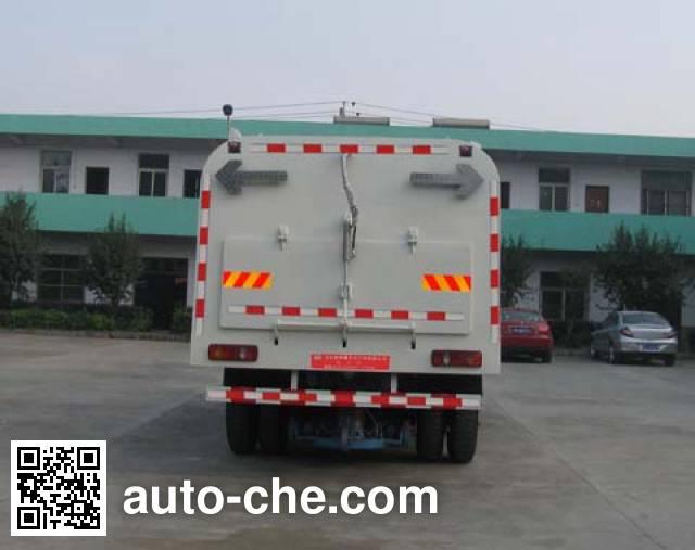 Zhongjie XZL5163TSL5 street sweeper truck