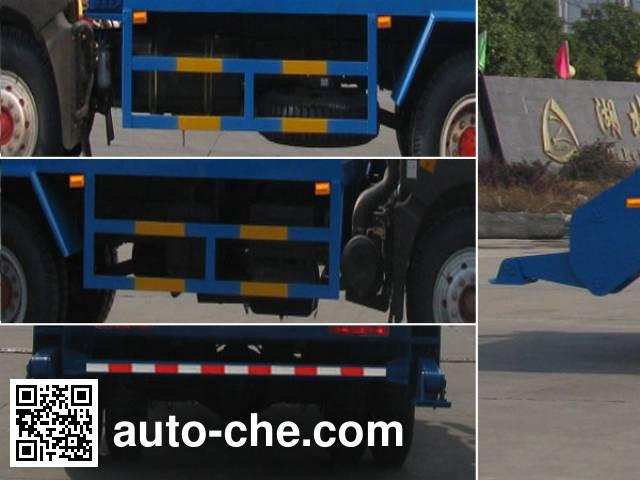 Zhongjie XZL5163ZBS5 skip loader truck