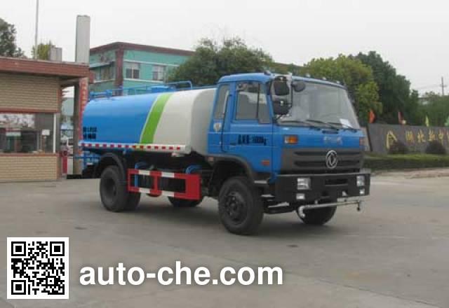 Zhongjie XZL5168GPS5 sprinkler / sprayer truck