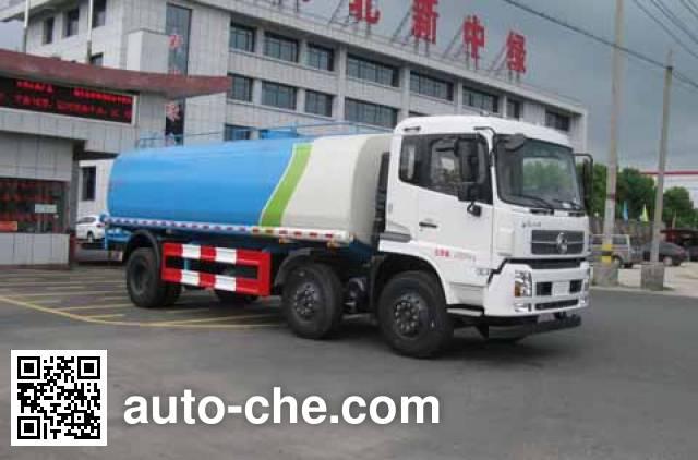 Zhongjie XZL5250GSS5D sprinkler machine (water tank truck)