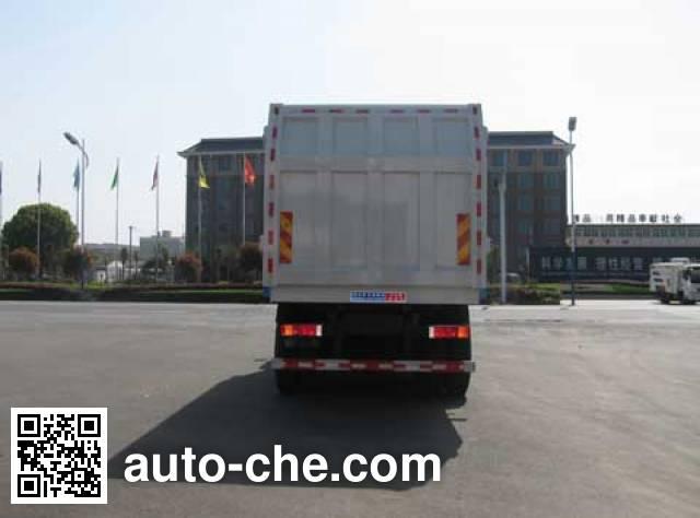 Zhongjie XZL5252ZDJ5 docking garbage compactor truck