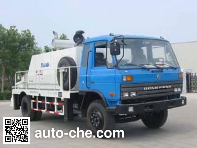 鑫天地重工牌XZQ5120HBC车载式混凝土泵车