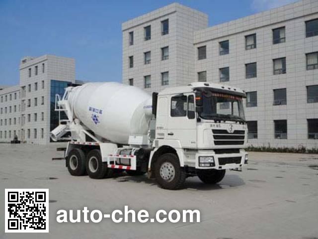 铮铮牌YAJ5250GJB混凝土搅拌运输车