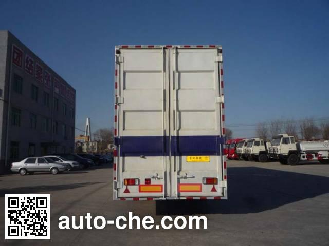 Zhengzheng YAJ9200TCC vehicle transport trailer
