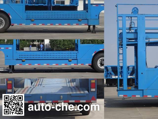 Zhengzheng YAJ9201TCC vehicle transport trailer
