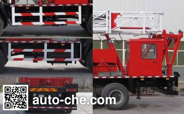 Yanan YAZ5230TXJ well-workover rig truck