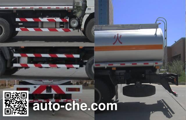 延安牌YAZ5251GYY运油车