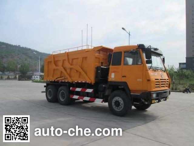 Yanan YAZ5250TYA fracturing sand dump truck