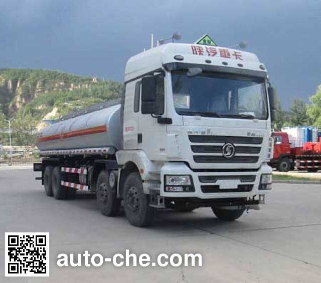 Yanan YAZ5311GYY oil tank truck
