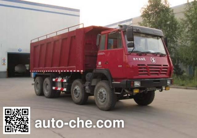 Yanan YAZ5311TSG fracturing sand dump truck