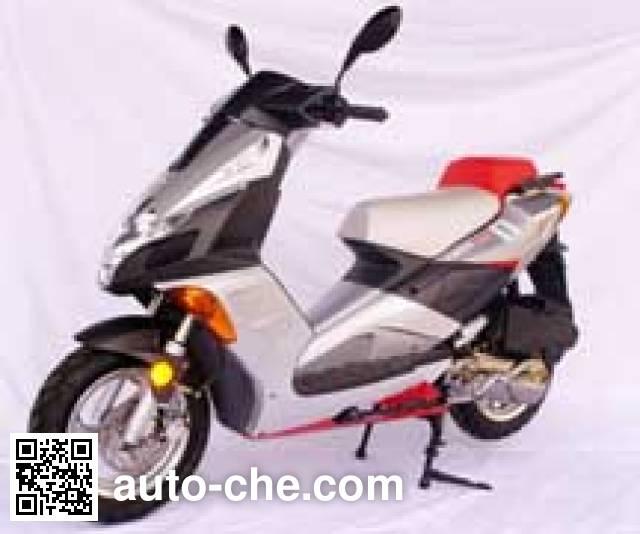 乙本牌YB125T-28C踏板车
